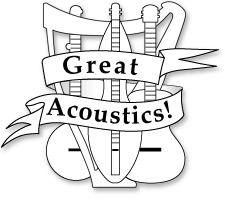 Great Acoustics