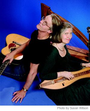 Bennett & Lorraine, photo by Susan Wilson