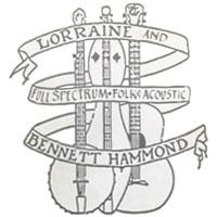 Lorraine and Bennett Hammond - Full Spectrum Folk & Acoustic